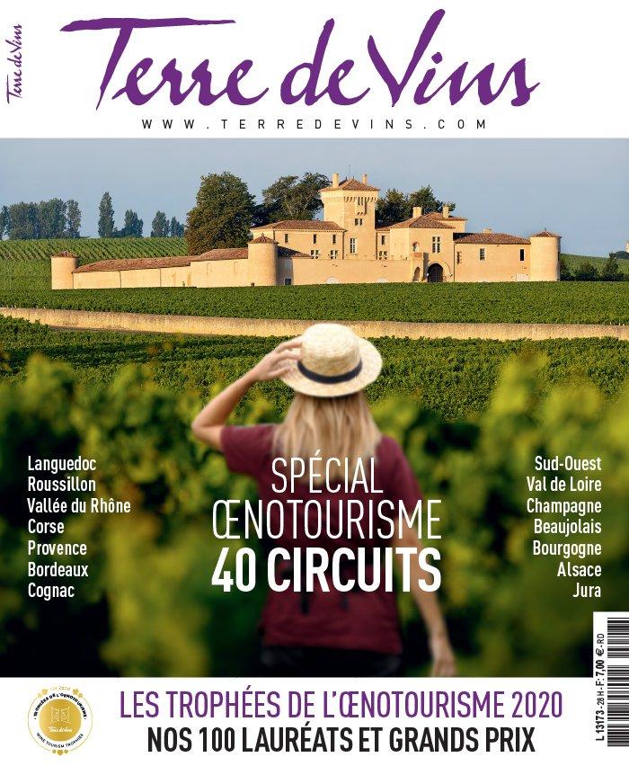 Terre de vins – Avril 2020