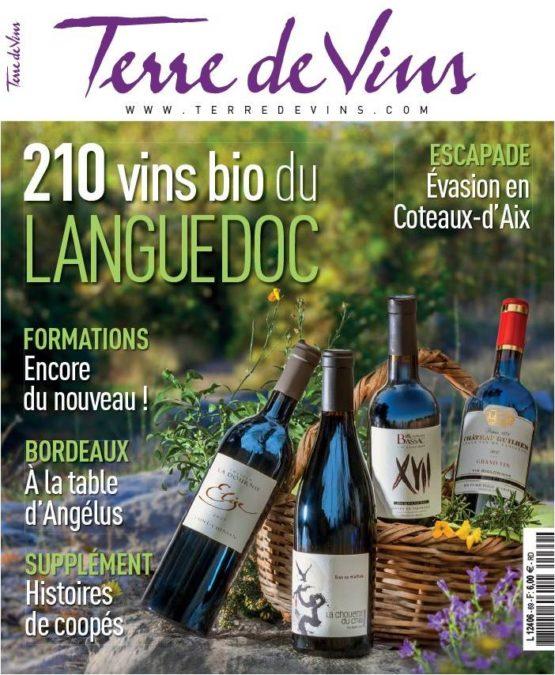 Terre de vins Janvier 2021
